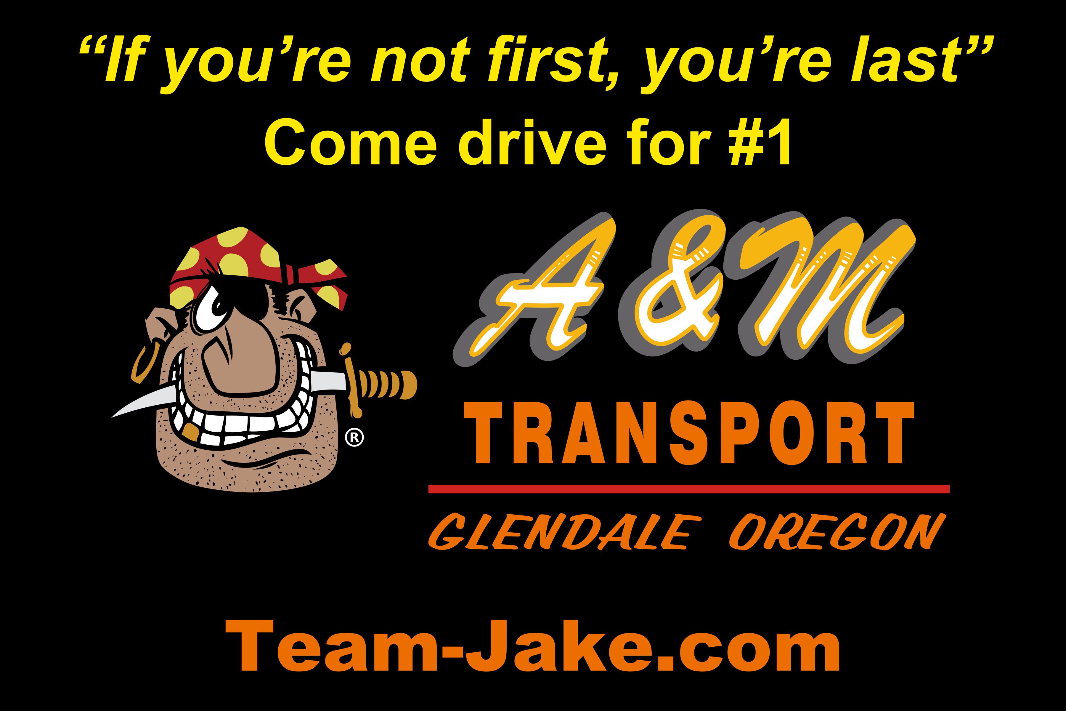 A&M Transport Logo