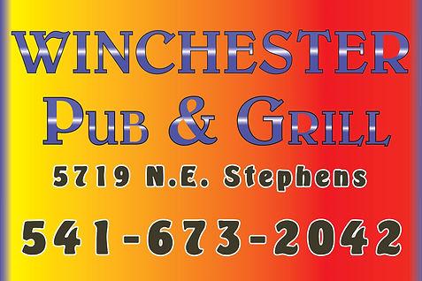 winchester pub & grill logo