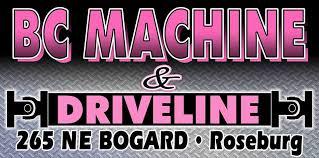 bc machine logo