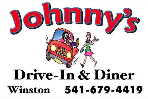 johnny's drive in logo