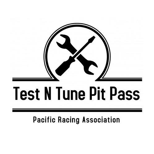 Test -N- Tune - Pit Crew/Spectator