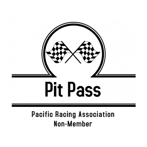 Pit Pass - Non-member
