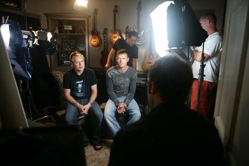 Interviewing 3 Doors Down, Miss.