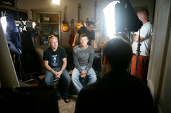 Interviewing 3 Doors Down, Miss.