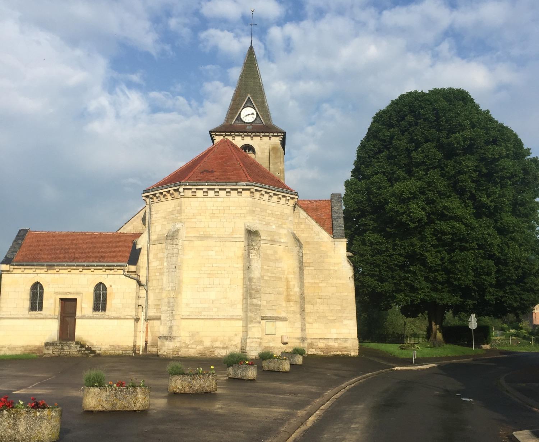 Eglise d'Orvillers-Sorel