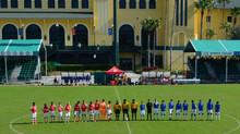 Disney Soccer Showcase in December