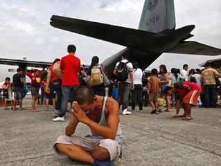 Waiting for a Miracle   -   Tindog Tacloban