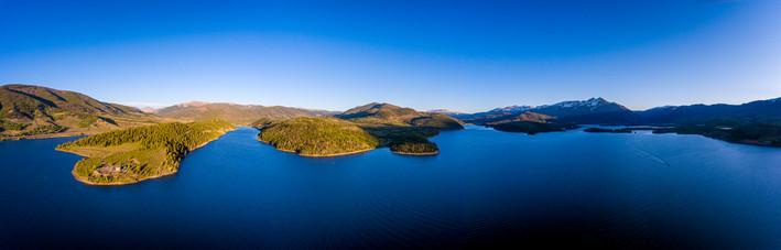 Dillon Lake  Panorama 2