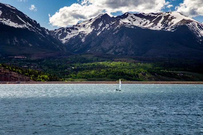 Sailing In the Mountains