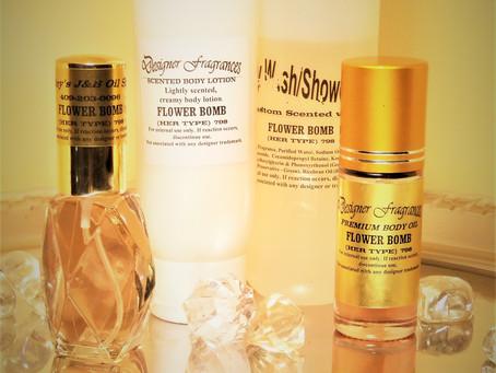 Complete Fragrance List