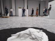 'Overlap' Expo in HART art magazine