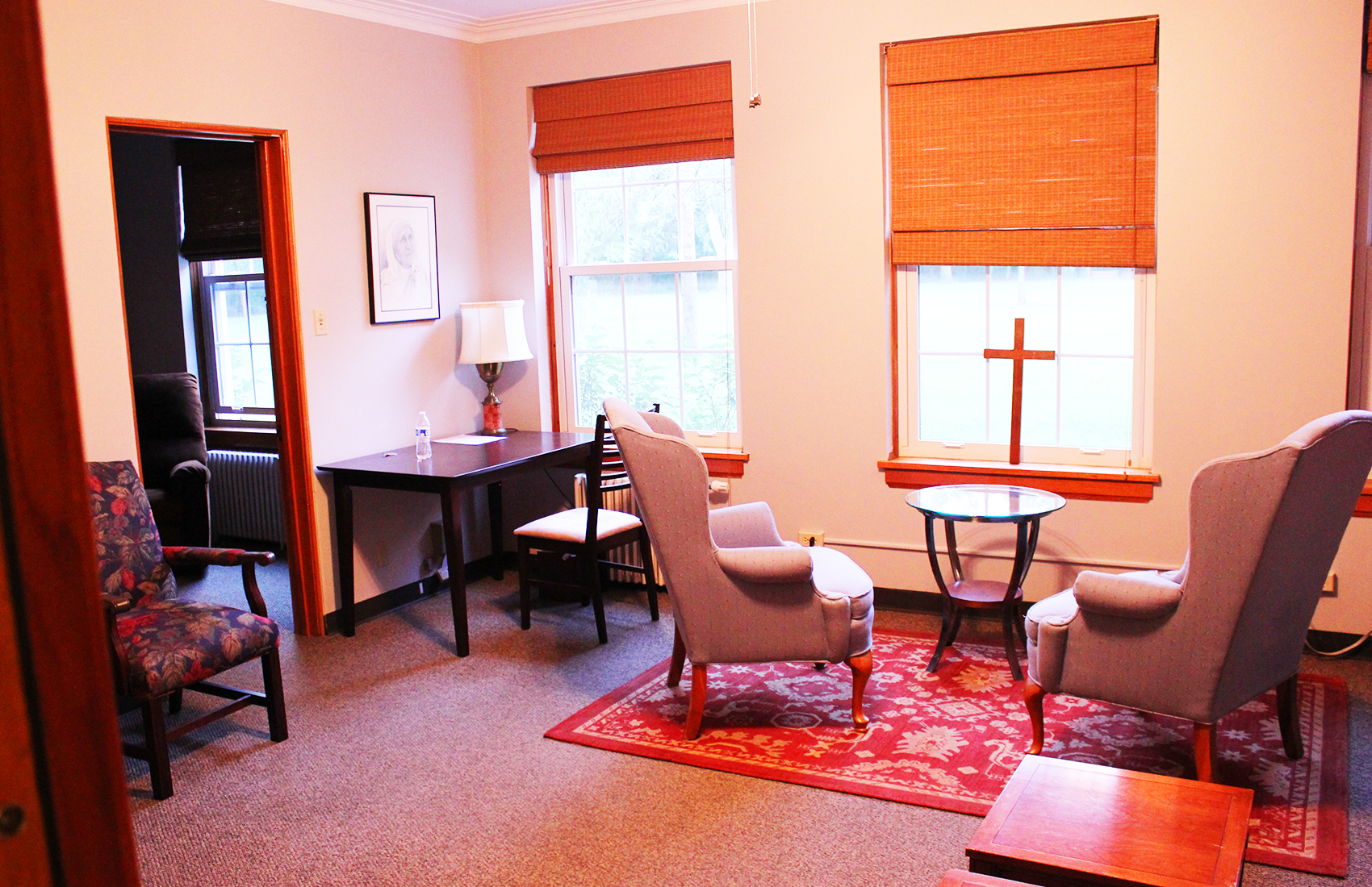 Retreat Master Room