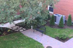 Outdoor Prayer Garden