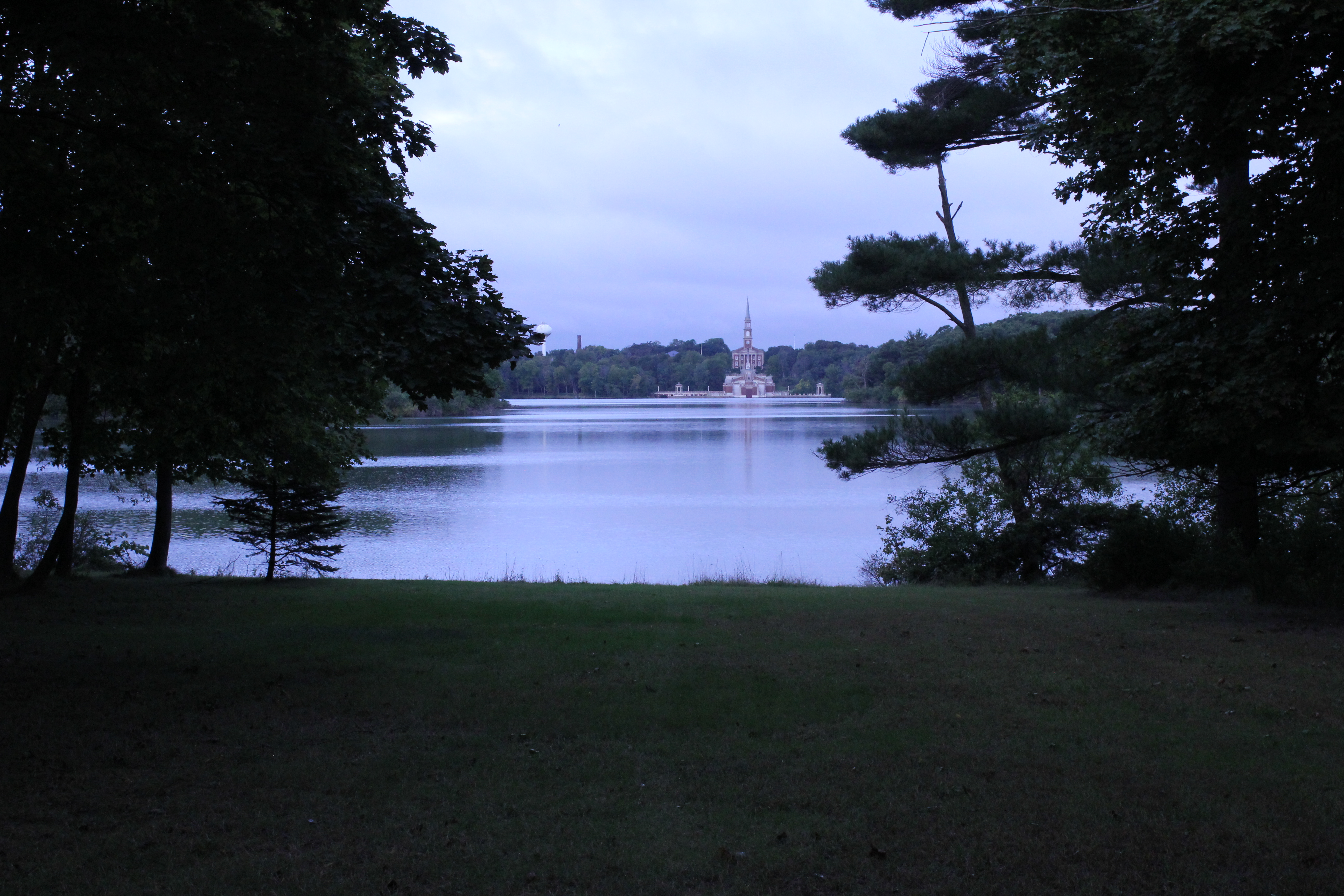 Lake and the Seminary
