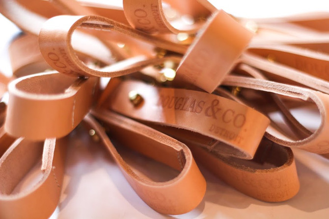Local Designer Series: Handmade Leather Good Line Launched in Detroit