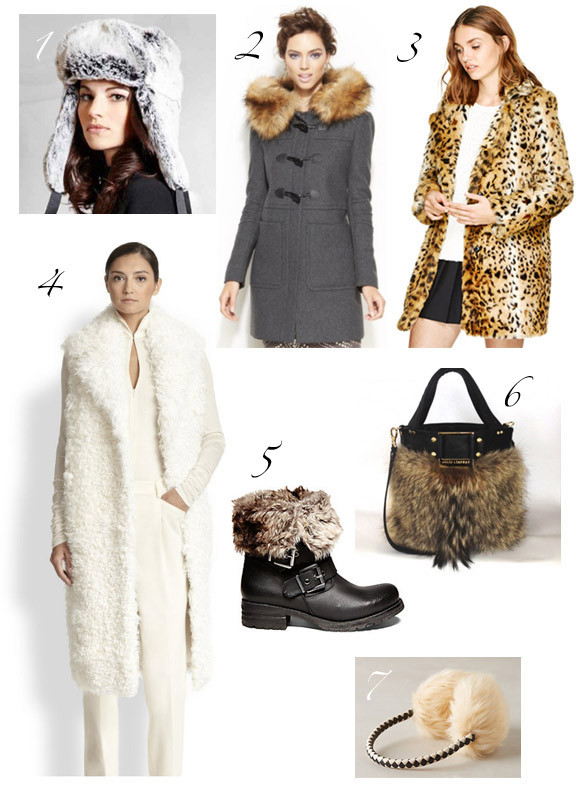 Wear It's At: Fur, Baby!