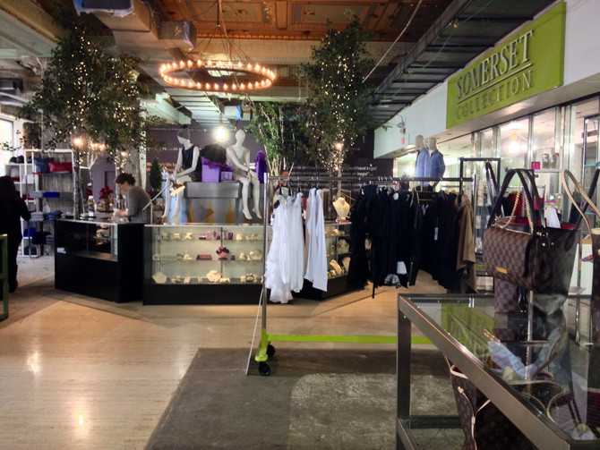 Oh, Shop It: The Somerset Collection CityLoft Opens in New Detroit Location
