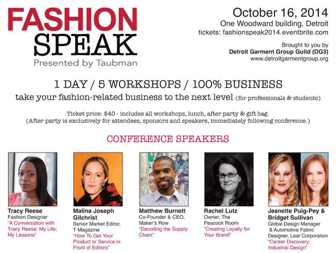 DG3's FashionSpeak is Just Around The Corner!