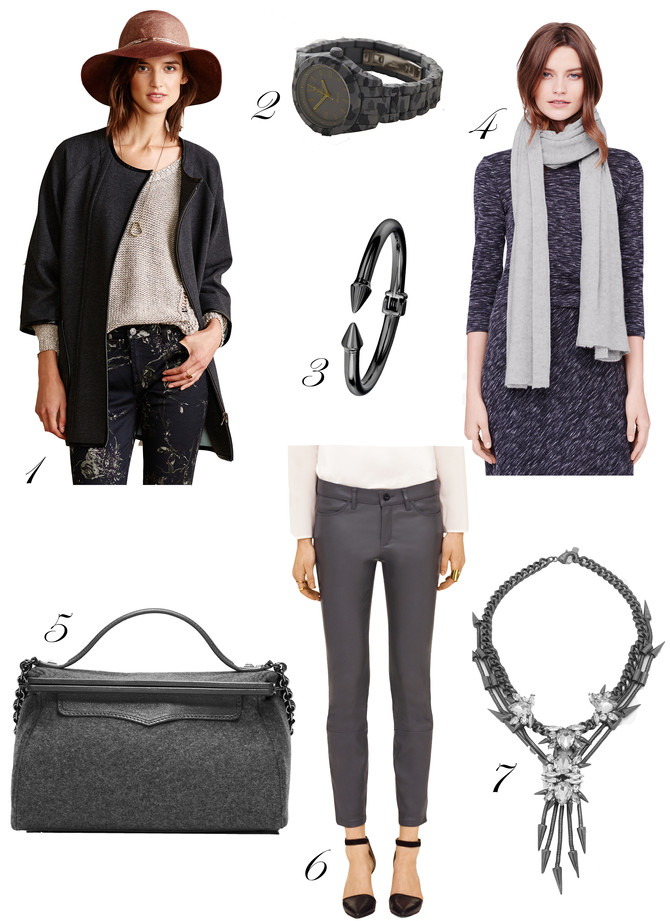 Wear It's At: Gray Eminence