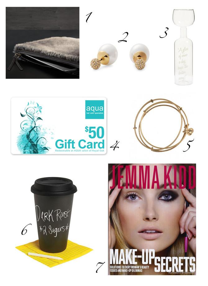 DG3's Glamorous Gift Guide for Fabulous Females, Part 2