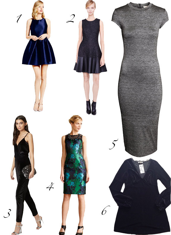 Wear It's At: Holiday Party Dressing
