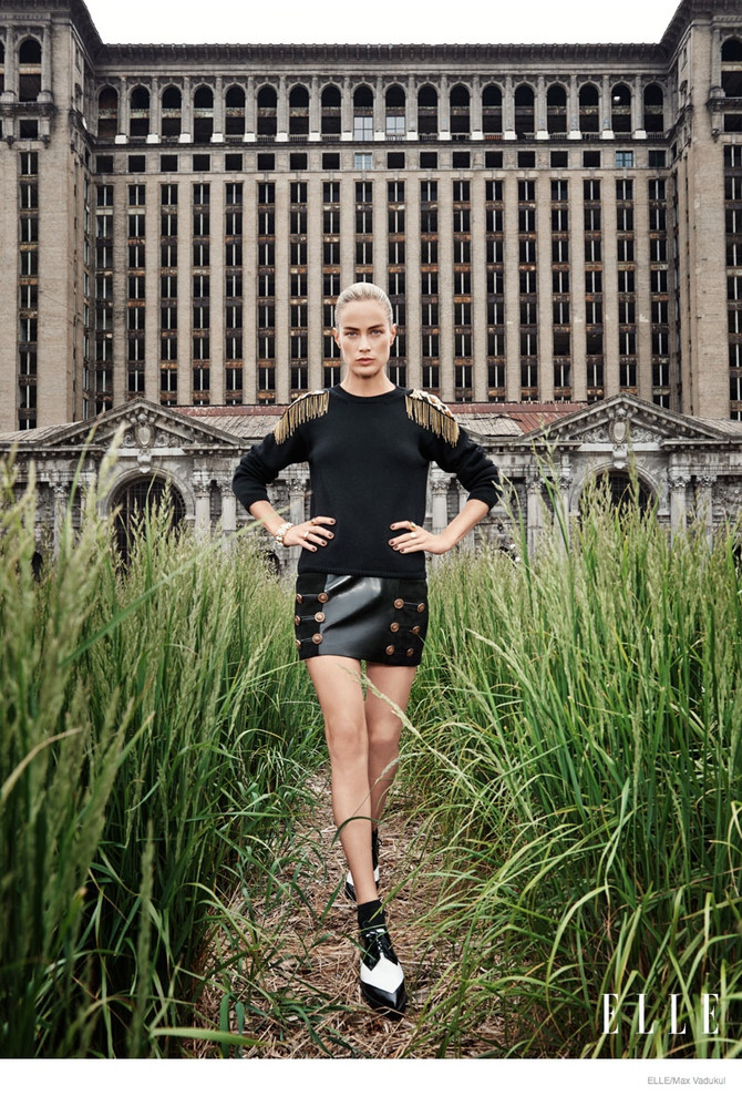 A Letter from DG3's President: Elle Magazine Phoned It in with Recent Detroit Fashion Shoot