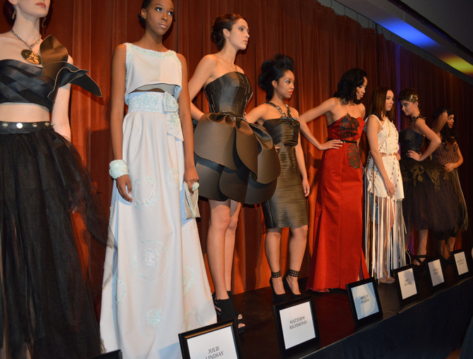 On The Town: Automotive Design and Fashion Merge at the 2015 MAIN Event