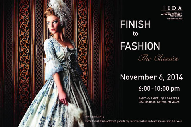 DG3 President Will Serve as Judge for Finish2Fashion at The Gem this Thursday