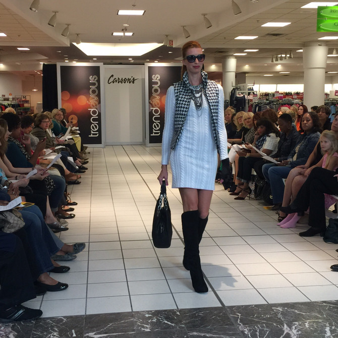 On The Town: Trendevous at Carson's