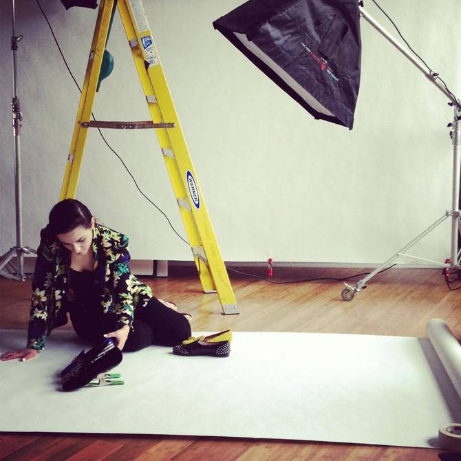Industry Spotlight: Wardrobe Stylist Hoda Salameh Talks About the Realities of Being on Set