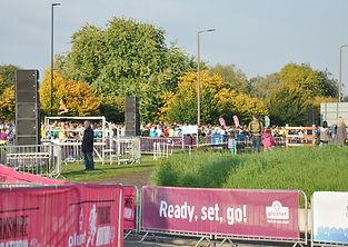 Running Events Marathon Sound & Lighting & Power
