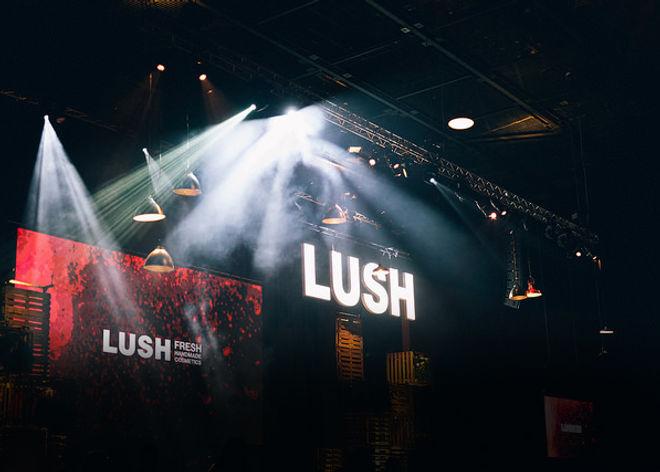 Conference Sound & Lighting Lush