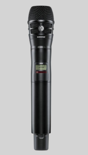 Axient Digital Microphone