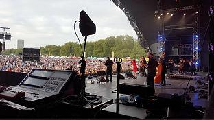 Festival Sound & Lighting BBC2