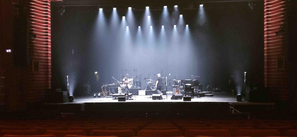 Speakers Audio Theatre
