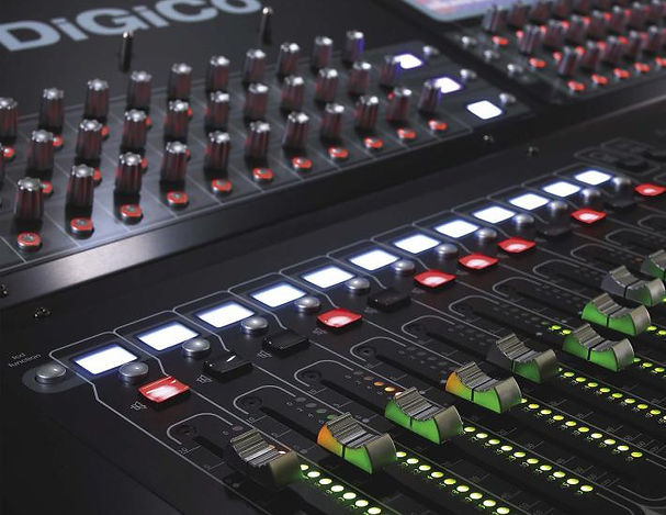 Digico desk