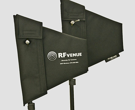 RF Venue Diversity Fin Antenna