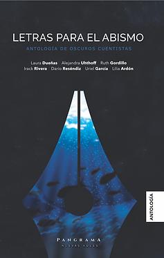 Letras para el abismo || Antología