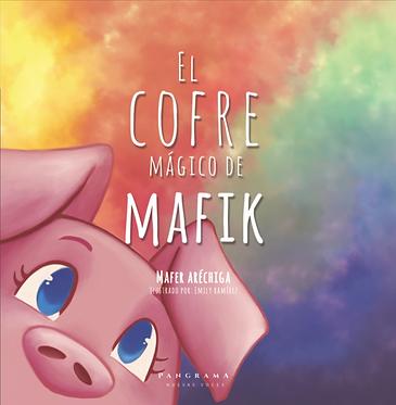 El cofre mágico de Mafik || Mafer Aréchiga