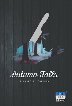 Autumn Falls || Ricardo P. Quezada