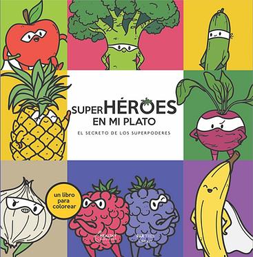 Superhéroes en mi plato || Healthy Baby Food