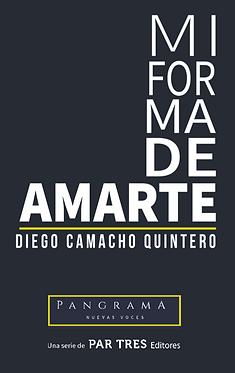 Mi forma de amarte || Diego Camacho