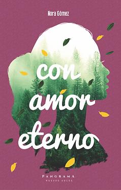 Con amor eterno    Nora Gómez