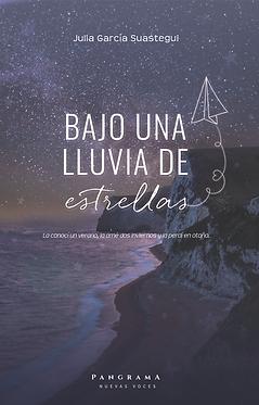 Bajo una lluvia de estrellas || Julia García Suastegui