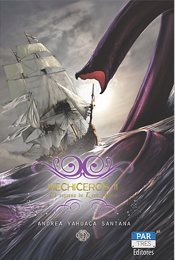 Hechiceros II: el Regreso de lord Athan || Andrea Yahuaca
