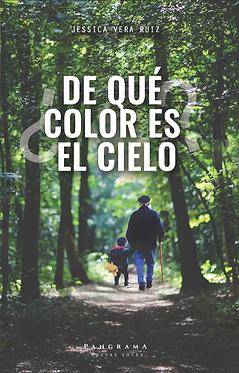 ¿De qué color es el cielo? || Jessica Vera Ruiz