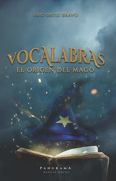 Vocalabras, el origen del mago || Eric Ortiz Bravo