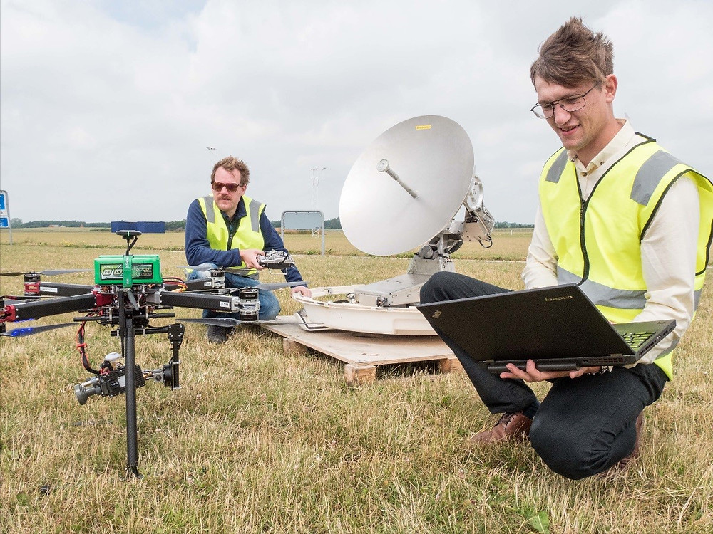 QuadSAT secures £700,000 seed funding