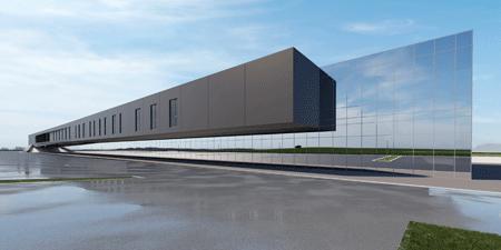 Schiebel is expanding its flagship facility in Wiener Neustadt, Austria