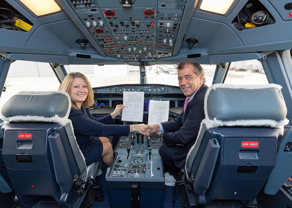 Lockheed Martin and Airbus sign Memorandum of Agreement on aerial refueling